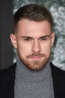 "Aaron Ramsey<br /> at the European premiere of ""Collateral Beauty"" at the Vue Leicester Square , London.<br /> <br /> <br /> ©Ash Knotek  D3213  15/12/2016"