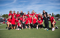 USWNT Training, October 21, 2017