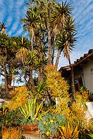 Casa de Reyes Restaurant, Old Town, San Diego, California USA.