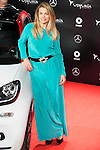 Carla Goyanes attends to the party organized by Mercedes - Benz and Ushuaia Ibiza to the presentation of new Smart Fortwo Ushuaia Limited Edition 2016 at the Palacio de Cibeles in Madrid. March 10, 2016. (ALTERPHOTOS/BorjaB.Hojas)