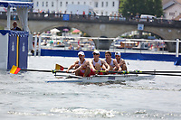 THE WYFOLD CHALLENGE CUP<br /> The Tideway Scullers'  School (242)<br /> Thames R.C. 'B' (239)<br /> <br /> Henley Royal Regatta 2018 - Thursday<br /> <br /> To purchase this photo, or to see pricing information for Prints and Downloads, click the blue 'Add to Cart' button at the top-right of the page.