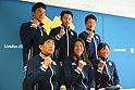 2012 Olympic Games - Japan Swimming Press Conference