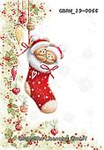 Roger, CHRISTMAS ANIMALS, WEIHNACHTEN TIERE, NAVIDAD ANIMALES, paintings+++++,GBRM19-0066,#xa#