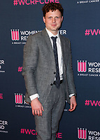 BEVERLY HILLS, LOS ANGELES, CALIFORNIA, USA - FEBRUARY 27: Caleb Foote arrives at The Women's Cancer Research Fund's An Unforgettable Evening Benefit Gala 2020 held at the Beverly Wilshire, A Four Seasons Hotel on February 27, 2020 in Beverly Hills, Los Angeles, California, United States. (Photo by Xavier Collin/PictureGroup)