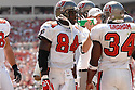 JOEY GALLOWAY, of the Tampa Bay Buccaneers , in action during the Buccaneers games against the Tennessee Titans, in Tampa Bay, FL on October 14, 2007.  ..The Buccaneers won the game 13-10...COPYRIGHT / SPORTPICS..........