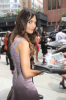 May 16, 2012 Jordana Brewster attends the TNT/TBS 2012 Upfront Lunch reception at Del Posto in New York City. Credit: RW/MediaPunch Inc.