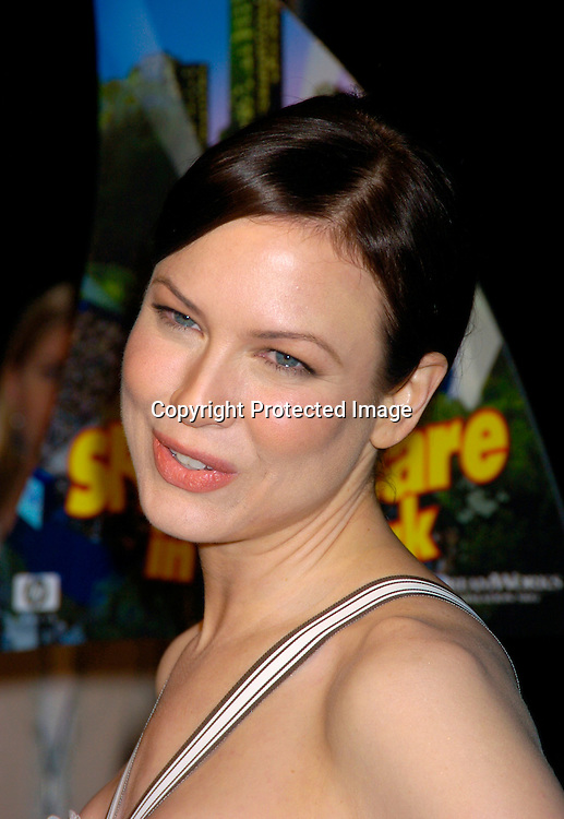 """Renee Zellweger ..at the New York Premier of """"Shark Tale"""" on September 27. 2004 at the Delacorte Theatre in Central Park. ..Photo by Robin Platzer, Twin Images"""