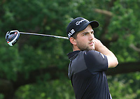 Bradley Neil (SCO) on the 2nd tee during Round 1 of the Bridgestone Challenge 2017 at the Luton Hoo Hotel Golf &amp; Spa, Luton, Bedfordshire, England. 07/09/2017<br /> Picture: Golffile | Thos Caffrey<br /> <br /> <br /> All photo usage must carry mandatory copyright credit     (&copy; Golffile | Thos Caffrey)
