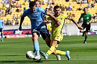 20191221 A League - Wellington Phoenix v Sydney FC