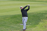 Felipe Aguilar (CHI) on the 1st fairway during Round 1 of the Open de Espana 2018 at Centro Nacional de Golf on Thursday 12th April 2018.<br /> Picture:  Thos Caffrey / www.golffile.ie<br /> <br /> All photo usage must carry mandatory copyright credit (&copy; Golffile | Thos Caffrey)