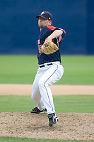 June 1, 2008: Tacoma Rainiers' Scott Shoemaker pitching during a Pacific Coast League game against the Salt Lake Bees at Cheney Stadium in Tacoma, Washington.