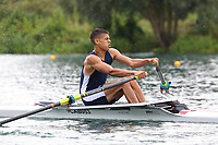 Race: 4  1x (Band 4)  Heat 4<br /> <br /> Peterborough Summer Regatta 2018 - Sunday<br /> <br /> To purchase this photo, or to see pricing information for Prints and Downloads, click the blue 'Add to Cart' button at the top-right of the page.