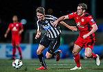 Newcastle vs Leicester City during day two of the HKFC Citibank Soccer Sevens 2015 on May 30, 2015 at the Hong Kong Football Club in Hong Kong, China. Photo by Xaume Olleros / Power Sport Images