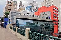 Museu Judaico, antiga sinagoga Beth-El, bairro Bela Vista ou Bexiga. Sao Paulo. 2018. Foto de Juca Martins.