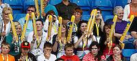 Photo: Richard Lane/Richard Lane Photography..Aviva World Trials & UK Championships athletics. 12/07/2009. Athletics supporters..