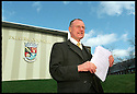 24th Mar 99                          Copyright Pic : James Stewart .Ref :  990175                         .File Name : stewart03-dennis canavan                        .DENNIS CANAVAN HANDS IN HIS ELECTION PAPERS TO STAND AS AN INDEPENDANT CANDIDATE IN THE SCOTTISH PARLIAMENT ELECTIONS TO THE OFFICES OF FALKIRK COUNCIL TODAY 24TH MARCH 1999.....Payments to :-.James Stewart Photo Agency, Stewart House, Stewart Road, Falkirk. FK2 7AS      Vat Reg No. 607 6932 25.Office : 01324 630007        Mobile : 0421 416997.E-mail : JSpics@aol.com.If you require further information then contact Jim Stewart on any of the numbers above.........