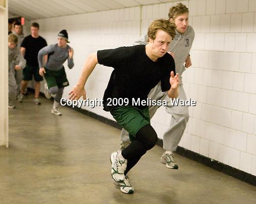 - The Dartmouth College Big Green defeated the Harvard University Crimson 6-2 on Sunday, November 29, 2009, at Bright Hockey Center in Cambridge, Massachusetts.