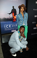 LOS ANGELES, CALIFORNIA - JUNE 05: Ietef Vita, Alkemia Earth, attends the LA Premiere of HBO's 'Ice On Fire' at LACMA on June 05, 2019 in Los Angeles, California. <br /> CAP/MPIFS<br /> ©MPIFS/Capital Pictures