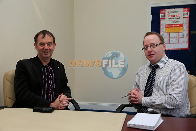Eddie Phelan<br /> Picture: Fran Caffrey www.newsfile.ie