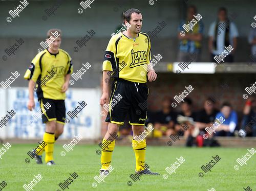 2011-07-31 / Voetbal / seizoen 2011-2012 / KFC Lille / Bram Vangeel..Foto: mpics