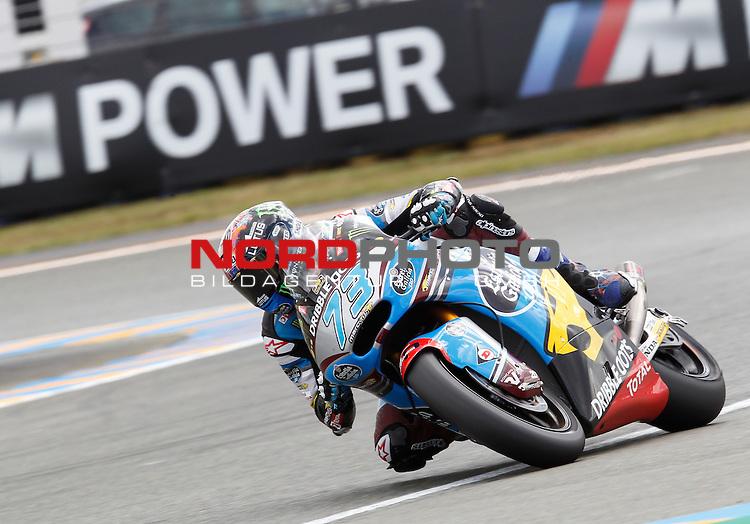 Monster Energy Grand Prix de France in Le Mans 14.-17.05.2015, Free Practice<br /> <br /> 73 Alex M&aacute;rquez / Spanien<br /> <br /> Foto &copy; nordphoto / FSA