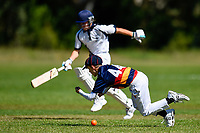 John McGlashan College v Berkley Intermediate match. National Primary Cup boys' cricket tournament at Lincoln Domain in Christchurch, New Zealand on Wednesday, 20 November 2019. Photo: John Davidson / bwmedia.co.nz
