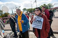 "2014/09/27 Berlin | Protest gegen sog. ""Chemtrails"""