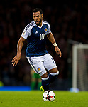 Scotland's Matthew Phillips during the World Cup Qualifying Group F match at Hampden Park Stadium, Glasgow. Picture date 4th September 2017. Picture credit should read: Craig Watson/Sportimage