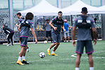 Team training of Crystal Palace prior to the Premier League Asia Trophy 2017 at the Sai Tso Wan Training Ground on 18 July 2017, in Hong Kong, China. Photo by Marcio Rodrigo Machado / Power Sport Images