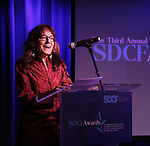 Pamela Berlin during The Third Annual SDCF Awards at The The Laurie Beechman Theater on November 12, 2019 in New York City.