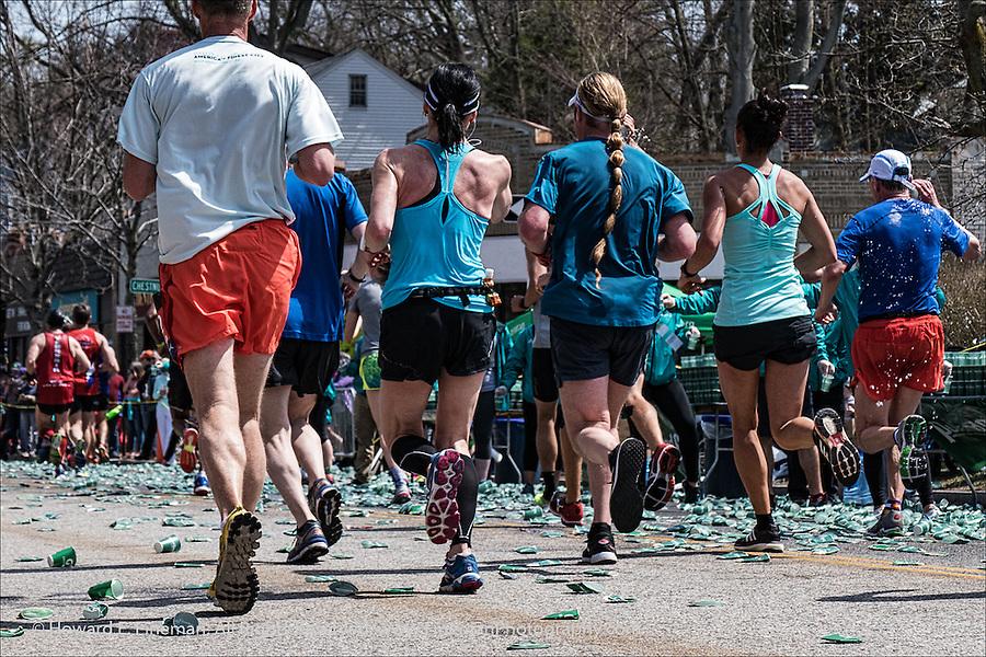 In the Runners' Wake 2, Heartbreak Hill, 2016