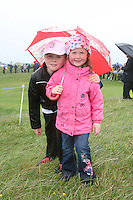 Adam Floody and Stephanie Cunningham at the 3 Irish Open Golf in Baltray...Photo NEWSFILE/Jenny Matthews.(Photo credit should read Jenny Matthews/NEWSFILE)....This Picture has been sent you under the condtions enclosed by:.Newsfile Ltd..The Studio,.Millmount Abbey,.Drogheda,.Co Meath..Ireland..Tel: +353(0)41-9871240.Fax: +353(0)41-9871260.GSM: +353(0)86-2500958.email: pictures@newsfile.ie.www.newsfile.ie.FTP: 193.120.102.198.