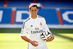20140901 Chicharito Hernandez Real Madrid New Player