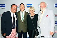 LOS ANGELES - JUN 11: Louie Anchondo, David Rambo, Lorna Luft, Ted Heyck at The Actors Fund's 22nd Annual Tony Awards Viewing Party at the Skirball Cultural Center on June 10, 2018 in Los Angeles, CA