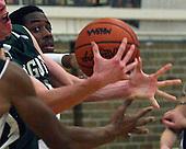Lake Orion at Bloomfield Hills Lahser, Boys Varsity Basketball, 2/7/13