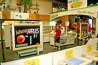Children in store Louisiana Children's Museum New Orleans Louisiana