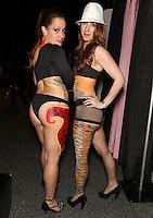 Vanessa, Jinelle at Exxxotica Atlantic City, NJ, <br /> Friday April 11, 2014.