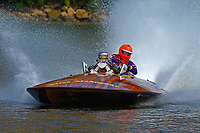 """Dean Berry, H-88 """"Miss Mahogany"""" (Built by owner from Ron Jones plans)"""