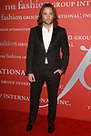 Jeffrey Dodd arrives at The Fashion Group International's Night of Stars 2017 gala at Cipriani Wall Street on October 26, 2017.
