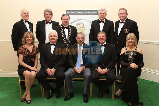 at the Des Smyth Foundation Ball in the Boyne Valley Hotel, Drogheda...(Photo credit should read Jenny Matthews/NEWSFILE)...