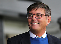Former Oxford United Chairman and current Solihull Moors Chairman, Darryl Eales during Barnet vs Solihull Moors, Vanarama National League Football at the Hive Stadium on 28th September 2019