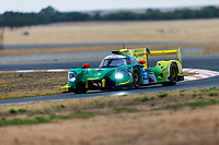 10th January 2020; The Bend Motosport Park, Tailem Bend, South Australia, Australia; Asian Le Mans, 4 Hours of the Bend, Practice Day; The number 33 Inter Europol Endurance LMP2 driven by John Corbett, Nathan Kumar, Mitchell Neilson during the team test - Editorial Use