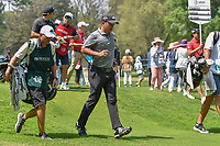 Xander Schauffele (USA) departs the 12th tee during round 2 of the World Golf Championships, Mexico, Club De Golf Chapultepec, Mexico City, Mexico. 3/2/2018.<br /> Picture: Golffile | Ken Murray<br /> <br /> <br /> All photo usage must carry mandatory copyright credit (&copy; Golffile | Ken Murray)