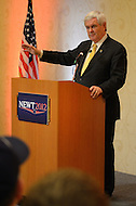 December 21, 2011  (Rossyln, VA)  Republican presidential candidate Newt Gingrich held a rally at the Key Bridge Marriott in Northern Virginia on December 21, 2011.    (Photo by Don Baxter/Media Images International)