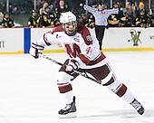 Joel Hanley (UMass - 44) - The University of Massachusetts (Amherst) Minutemen defeated the University of Vermont Catamounts 3-2 in overtime on Saturday, January 7, 2012, at Fenway Park in Boston, Massachusetts.