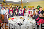 Cahersiveen ICA & The Active Retired enjoying their Christmas party at The Ring of Kerry Hotel on Friday night last.