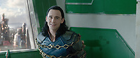 Thor: Ragnarok (2017) <br /> Tom Hiddleston<br /> *Filmstill - Editorial Use Only*<br /> CAP/FB<br /> Image supplied by Capital Pictures
