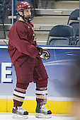 Chris Collins - The Boston College Eagles practiced at the Bradley Center in Milwaukee, Wisconsin, on April 7, 2006 in preparation for the 2006 Frozen Four Final game vs. the University of Wisconsin on April 8, 2006.