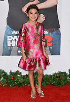 Scarlett Estevez at the premiere for &quot;Daddy's Home 2&quot; at the Regency Village Theatre, Westwood. Los Angeles, USA 05 November  2017<br /> Picture: Paul Smith/Featureflash/SilverHub 0208 004 5359 sales@silverhubmedia.com