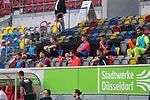 Auf der Ersatzbank<br />1. Fussball Bundesliga 33. Spieltag - Fortuna Duesseldorf vs. FC Augsburg1.Bundesliga, 1.Liga, 19, 20, Fussball, Fussballspiel, Geisterspiel, Liga1, Neustart, Profi, Re-Start, Saison, Saison19/20, Saison2019/2020, Soccer, Sport, Wiederaufnahme, match, sports 20.06.2020 - <br /><br /><br /><br />(Foto: Sebastian Sendlak / wave.inc/POOL/ via Meuter/Nordphoto)<br /><br />DFL regulations prohibit any use of photographs as image sequences and/or quasi-videos.<br /><br />EDITORIAL USE ONLY<br /><br />National and international News-Agencys OUT.